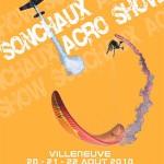 Sonchaux Acro Show 2010: 20 – 22 August