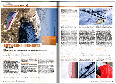 Cross Country Magazine Issue 131 Ozone Delta Review