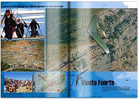 Viento Fuerte: Hangliding Europeans