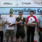 Richard Butterworth wins the 2010 British Paragliding Cup