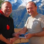 Michael Pohl and Christoph Bessei win iPod Touches as Nova Pilots of the Year