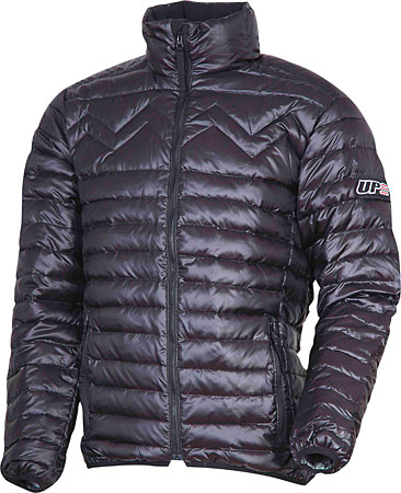 UP's 800 fill goose down jacket is made by Mountain Works of ...