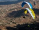 Advance's new Sigma 8 performance intermediate paraglider