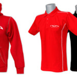 Nova polo shirt and hoody for 2011