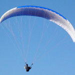 Sky Country Evolution-X: EN D paraglider with aspect ratio of 7.3