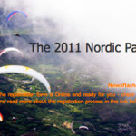 Nordic Open 2011: Places filling fast