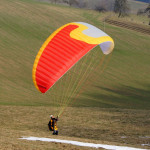 Two dedicated school paragliders from Sky