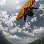 Thriller 2K11: U-Turn's new acro paraglider