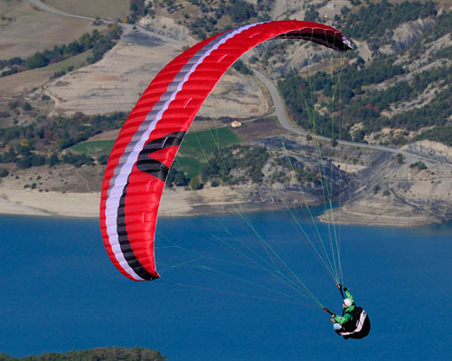 Skywalk Mescal 3 EN A paraglider