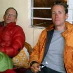 Himalayan Odyssey pair bailed
