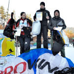 Arkadiusz Sabat is Poland's first speedriding champion
