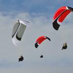 Skyline Owl, EN A paraglider