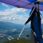 Canadian hang glider and paraglider nationals 2011