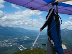 Canadian hang gliding and rigid wing nationals
