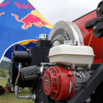 Cloud Street winches for hang gliding and paragliding