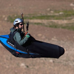 Dudek Pogo competition paragliding harness