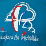 Gradient's new 'Explore the Invisible' T-shirt