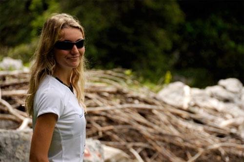 Gemona: ancora un volo mondiale di Nicole Fedele in Brasile, battuto il record