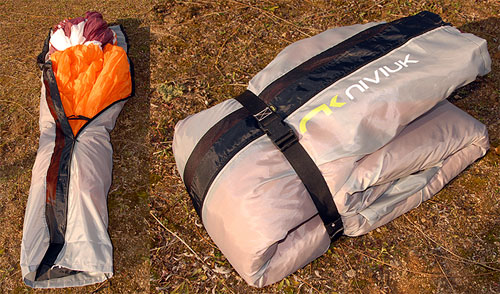Niviuk NKare quick-pack bag