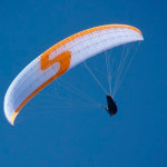 Sky Eos two-line competition paraglider