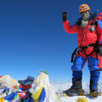 Babu Sunuwar flies off Everest