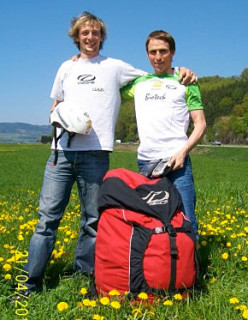 Heli Eicholzer and Christoph Eder