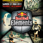 Red Bull Elements at Annecy