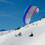 Air Design Vita, entry level EN B paraglider