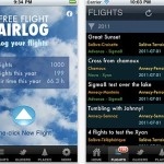Free Flight Logbook app for iPhones