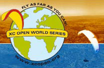 XC-Open World Series logo