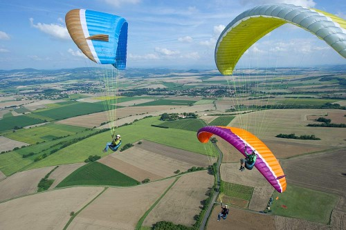 Advance's new EN A paraglider, the Alpha 5