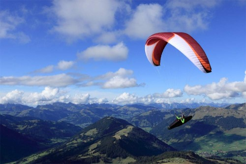 Niviuk's new EN C paraglider, the Artik 3