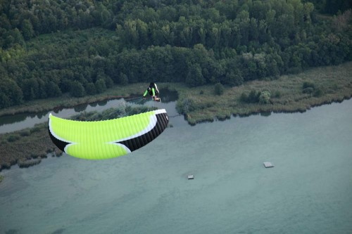 Niviuk's professional acro paraglider, the N-Gravity 2