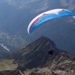 Ozone Alpina, a lightweight EN C paraglider