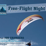Free Flight Night at Kendal Mountain Festival 2011