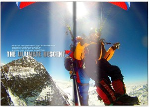 Ultimate Descent Everest