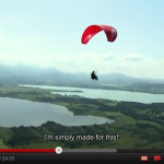 Video: Learning to paraglide from first flight to thermals