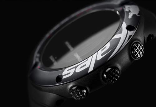 Red Bull X-Alps 2011 limited edition Suunto Core watch
