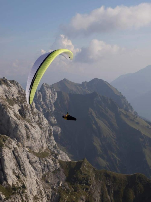 Swing's new EN C paraglider, the Astral 7 is ready