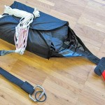 New reserve container for Advance Impress 3 paraglider harness