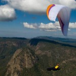 Gin Paragliders' EN D competitor: the Boomerang X