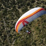 Skywalk Tequila 3 paraglider in XXS size