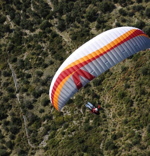 Skywalk's EN B Tequila 3 paraglider is now available in a XXS size
