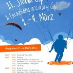 Stubai Paragliding Cup and Testival 2012