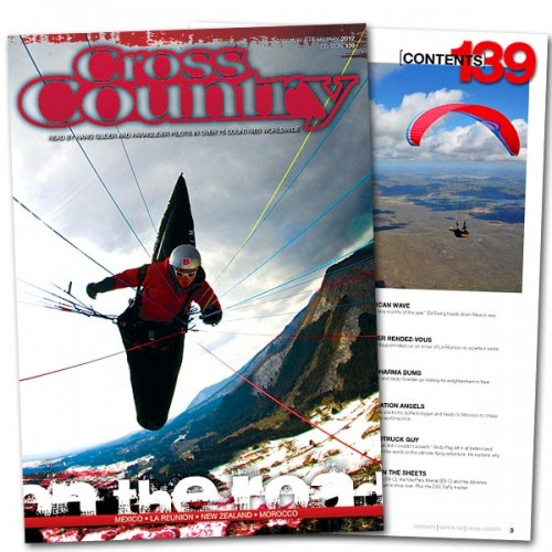 Cross Country Issue 139 Contents