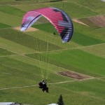 Dudek's new tandem paraglider: the Orca 2