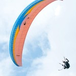 Sol Paragliders' new EN B Ellus 4