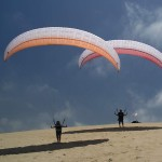 Makalu3: a basic intermediate paraglider from UP