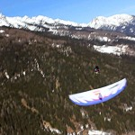 Tandem Infinite Tumbling with Pal Takats at Stubai