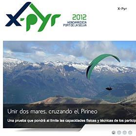 X-Pyr 2012 logo square